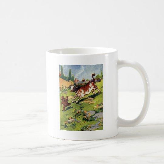 The Gingerbread Boy & the Cow Coffee Mug