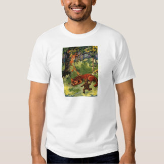 The Gingerbread Boy & the Fox Shirt