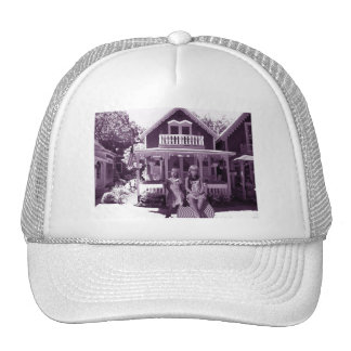 The Gingerbread House Trucker Hat