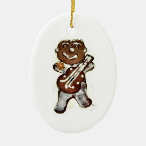 The Gingerbread Man Ornament
