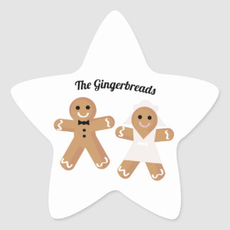The Gingerbreads Sticker