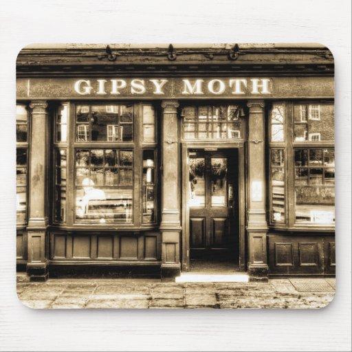 The Gipsy Moth Pub Greenwich Mousepads