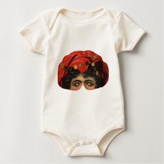 THE GIPSY QUEEN BABY BODYSUIT