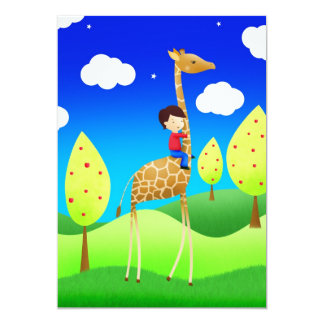 The Giraffe express Card