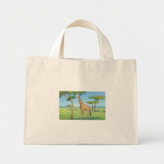 The Giraffe Tote Bag