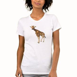 The Giraffe Tshirt