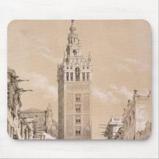 The Giralda, Seville Mouse Pad