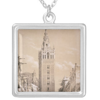 The Giralda, Seville Personalized Necklace