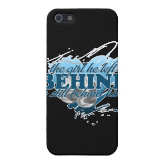 The Girl He Left Behind is still Behind Him iPhone SE/5/5s Case