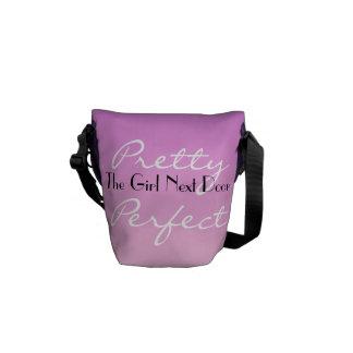 The Girl Next Door Messenger Bag