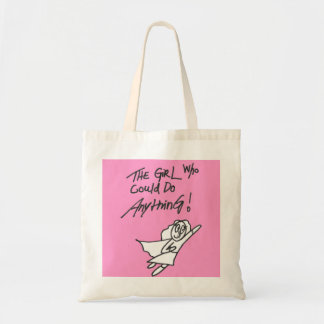 The Girl Who Could do Anything Tote