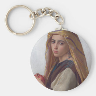 The girl who had the pomegranate keychains