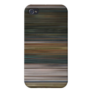 The Girl Who Waited Barcode Case For iPhone 4