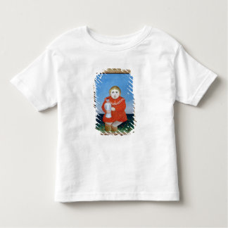 The girl with a doll, c.1892 or c.1904-05 toddler t-shirt