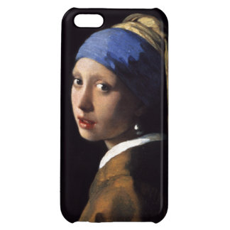 The Girl With A Pearl Earring by Johannes Vermeer Case For iPhone 5C