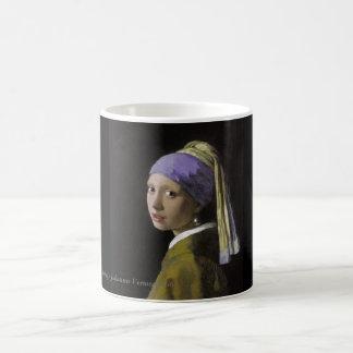 The Girl With a Pearl Earring Mug