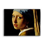 The Girl with a Turban/Girl with the Pearl Earring Envelopes