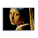 The Girl with a Turban/Girl with the Pearl Earring Envelope