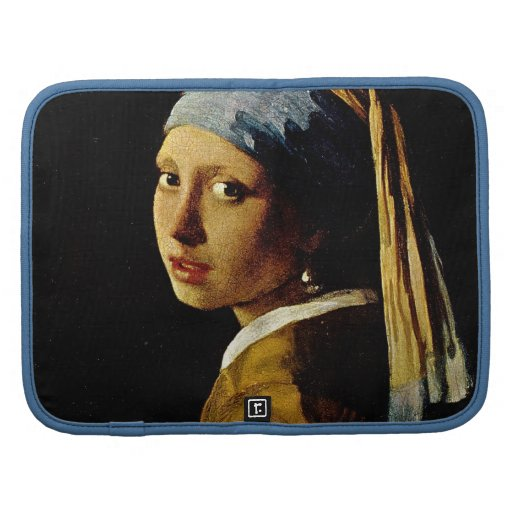 The Girl with a Turban/Girl with the Pearl Earring Planner