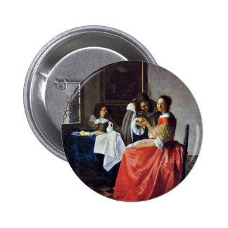 The Girl With A Wine Glass, Nederlands Heren: Dame Buttons