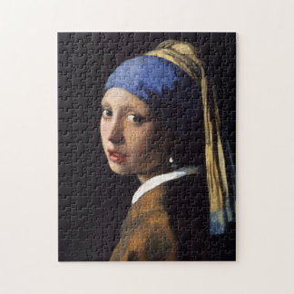 The Girl With The Pearl Earring Jigsaw Puzzle