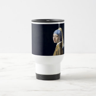 The Girl With The Pearl Earring Mugs