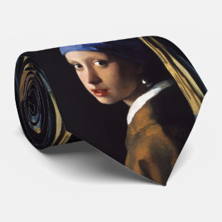 The Girl With The Pearl Earring Tie