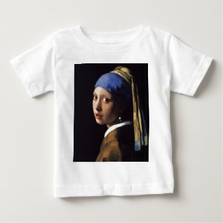 The Girl With The Pearl Earring Tshirts