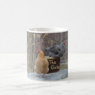 The Girls Chicken Mug