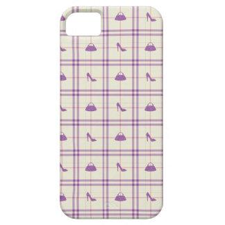 'The Girl's Essentials' iPhone 5 case