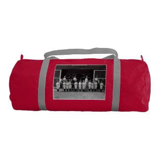 THE GIRLS POLO TEAM 1940s ART DECO PHOTOGRAPH Gym Bag