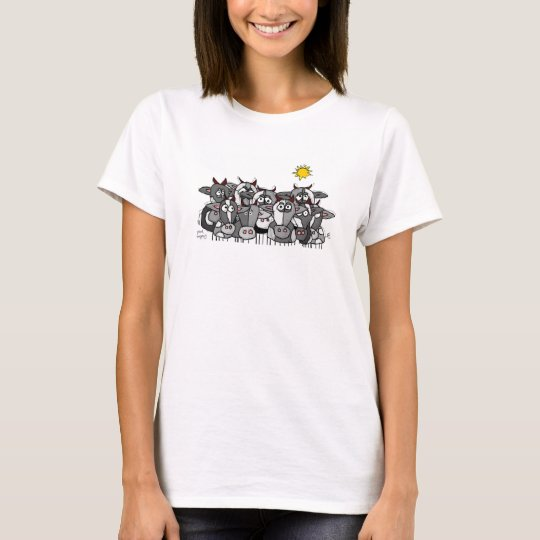 'the girls' T-Shirt