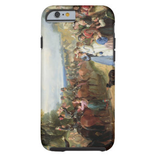 The Girls We Left Behind Us - The Departure of the Tough iPhone 6 Case