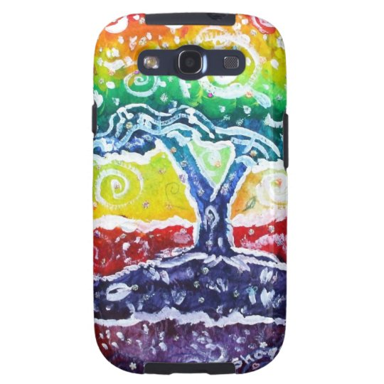 The Giving Tree Galaxy SIII Case