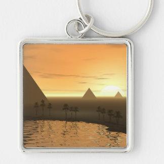 The Giza Necropolis Keychain