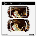 The glare Simsons by Rembrandt Decal For PSP Go