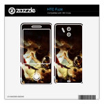 The glare Simsons by Rembrandt HTC Fuze Decal