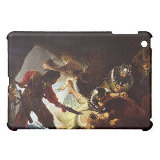 The glare Simsons by Rembrandt Case For The iPad Mini