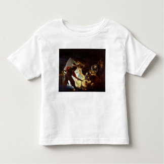 The glare Simsons by Rembrandt Toddler T-shirt