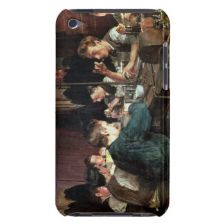 The Glass Blowers, 1883 (oil on canvas) iPod Touch Cases