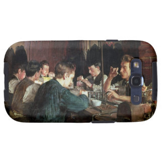 The Glass Blowers, 1883 (oil on canvas) Galaxy SIII Cases