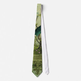 The Glass Cloche Neck Tie