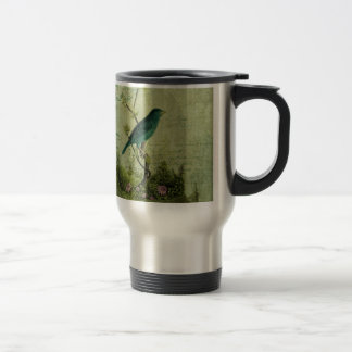 The Glass Cloche Travel Mug