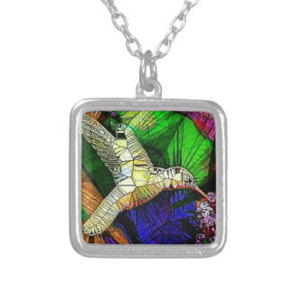 The Glass HummingBird Necklaces
