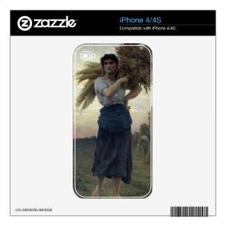 The Gleaner, 1877 Decals For The iPhone 4S