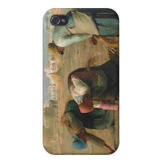 The Gleaners, 1857 iPhone 4 Covers