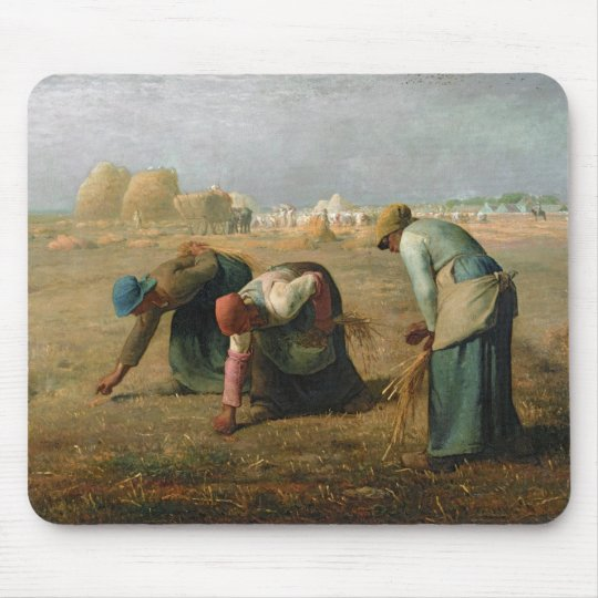 The Gleaners, 1857 Mouse Pad