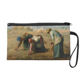 The Gleaners, 1857 Wristlet Purse