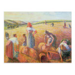 The Gleaners, 1889 Postcards