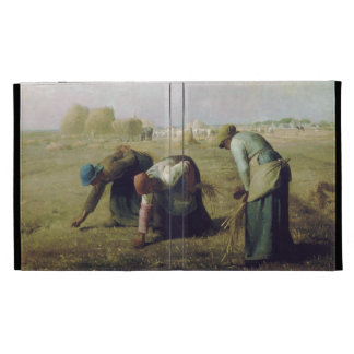 The Gleaners by Jean-François Millet iPad Folio Cases